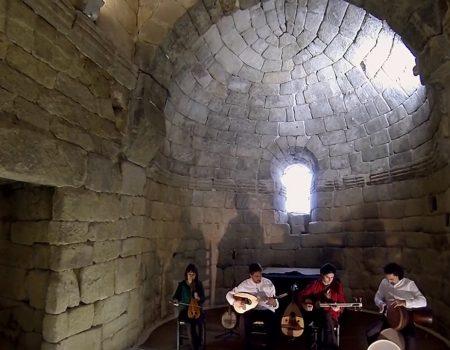 """AVA Ensemble -""""Reng""""- Iglesia de Santa María de Melque"""