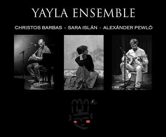 concierto museo antropologia madrid Yayla Ensemble Folklore turco, azerí y armenio