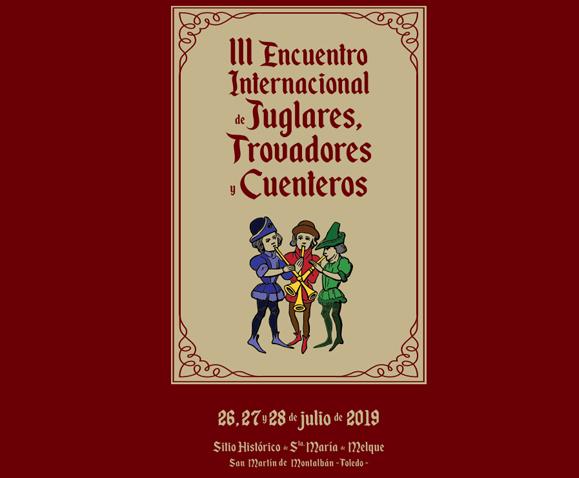 III Encuentro internacional de Juglares, Trovadores y Cuenteros - Yaila - Sábado 27 julio